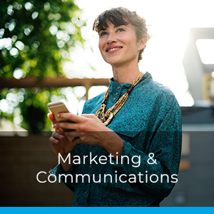 Marketing & Communications Programs