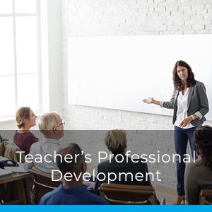 Teacher's Professional Development Programs