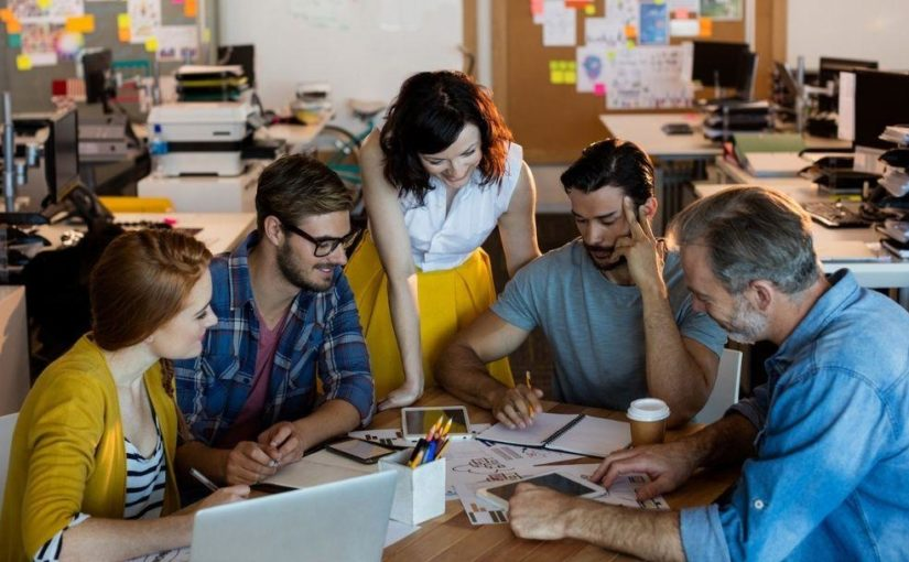 Leadership and team development that embraces the future